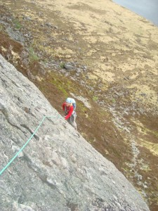 Ardverikie Wall - The best severe in Britain